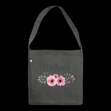 Mother of the Groom. Hen Party. Bachelorette Party - Shoulder Bag made from recycled material