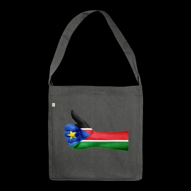 south sudan collection - Shoulder Bag made from recycled material