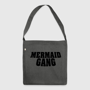 Mermaid Gang - Mermaid / Mermaid Walk - Shoulder Bag made from recycled material