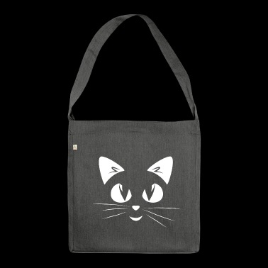 Miao! - Borsa in materiale riciclato