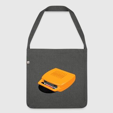 sacs et sacs dos disque commander en ligne spreadshirt. Black Bedroom Furniture Sets. Home Design Ideas