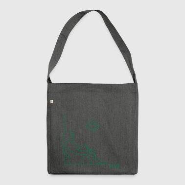 enjoying - Shoulder Bag made from recycled material