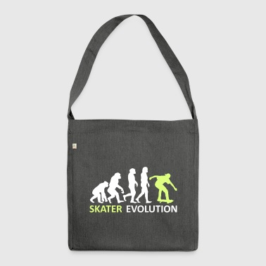 ++ ++ Skater Evolution - Borsa in materiale riciclato