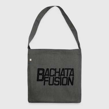 Bachata Fusion - Schultertasche aus Recycling-Material