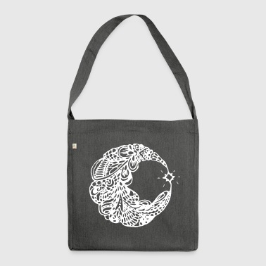 moon - Shoulder Bag made from recycled material