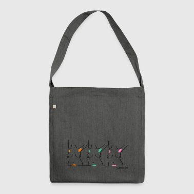 Together - Shoulder Bag made from recycled material