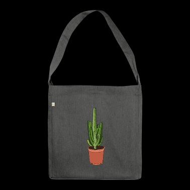 The Cactus - Shoulder Bag made from recycled material