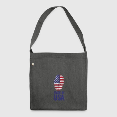 Made in USA / Made in USA in America - Borsa in materiale riciclato