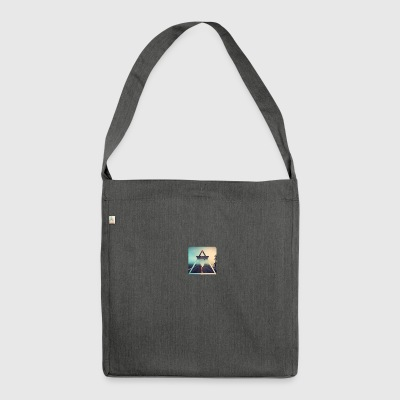 Hispster Logo Swag - Schultertasche aus Recycling-Material