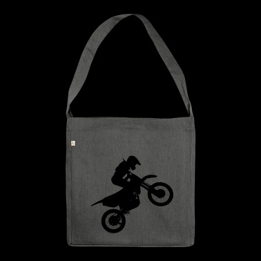 Motocross Stunt - Borsa in materiale riciclato