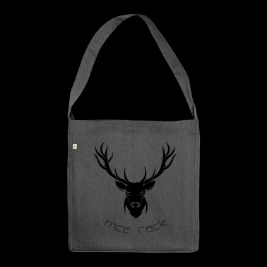Nice Rack - Schultertasche aus Recycling-Material