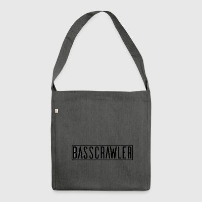 Bass Crawler - Shoulder Bag made from recycled material