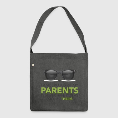 PARENTS - Sac bandoulière 100 % recyclé