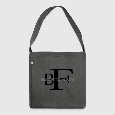 BF - Bachata Fusion - Dance Shirts - Shoulder Bag made from recycled material