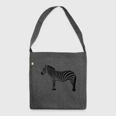 Zebra - Borsa in materiale riciclato