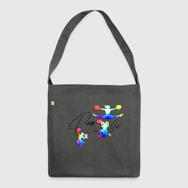 CHEERLEADER - Shoulder Bag made from recycled material