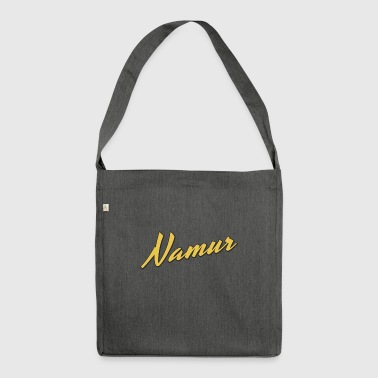 Namur - Shoulder Bag made from recycled material