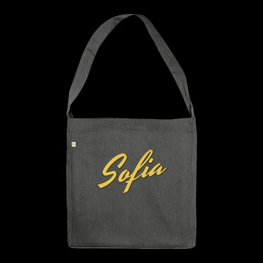 Sofia - Shoulder Bag made from recycled material