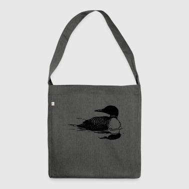 duck - Shoulder Bag made from recycled material