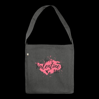 valentine - Shoulder Bag made from recycled material
