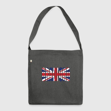 Bradford UK - Shoulder Bag made from recycled material