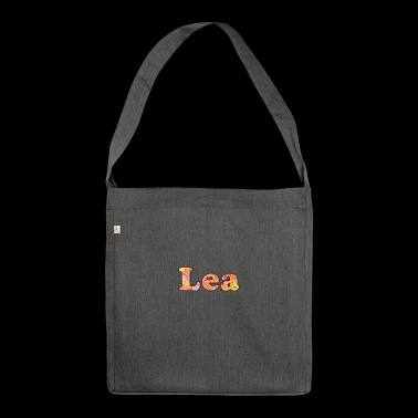 Lea - Schultertasche aus Recycling-Material
