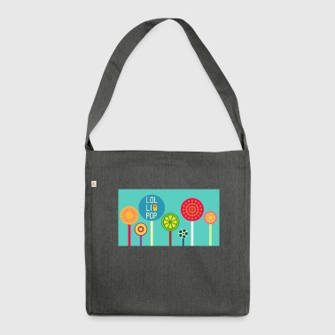 lollipop - Shoulder Bag made from recycled material