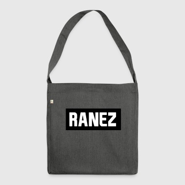 RANEZ MERCH - Shoulder Bag made from recycled material
