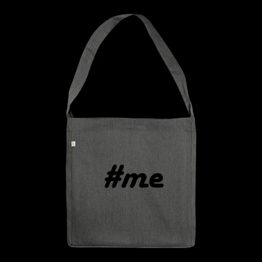 #me - Borsa in materiale riciclato