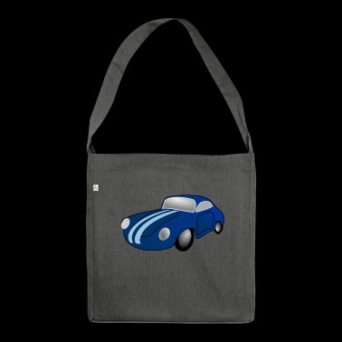 Classic Car - Shoulder Bag made from recycled material
