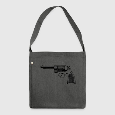 pistol - Shoulder Bag made from recycled material