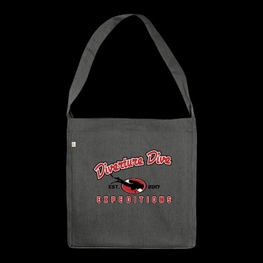 Dive Expeditions - Shoulder Bag made from recycled material