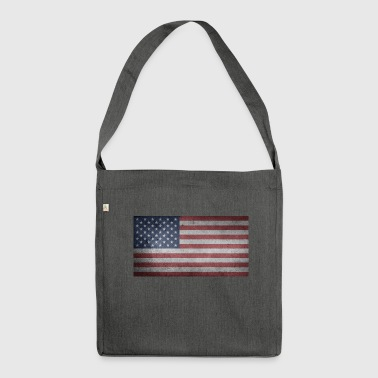 american eagle - Schultertasche aus Recycling-Material