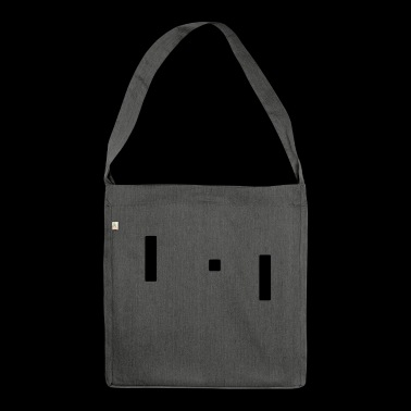 Pong (tennis / table tennis) - Shoulder Bag made from recycled material
