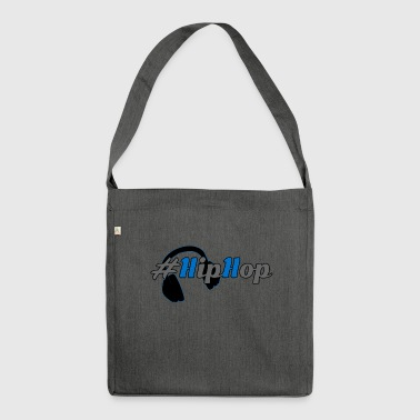 #HipHop - Schultertasche aus Recycling-Material