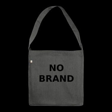 NO BRAND - No brand - Shoulder Bag made from recycled material