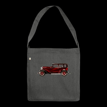 vehicle - Shoulder Bag made from recycled material
