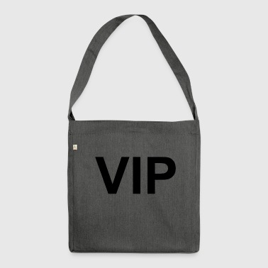 VIP (Very Important Person) - Sac bandoulière 100 % recyclé
