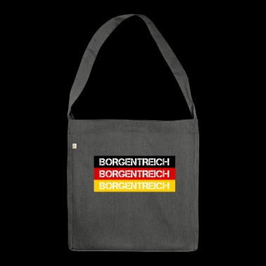 CITY OF BORG REGION, GERMANY - Shoulder Bag made from recycled material