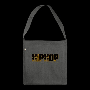 HipHop - Schultertasche aus Recycling-Material