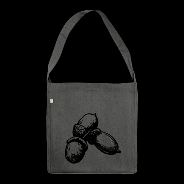 acorns - Shoulder Bag made from recycled material