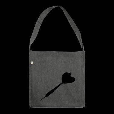 Darts Dart Darts Darts - Shoulder Bag made from recycled material