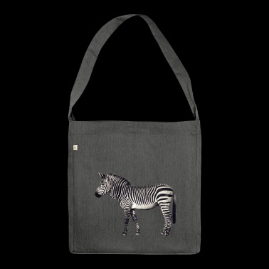 Zebra - Shoulder Bag made from recycled material