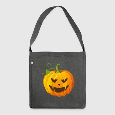 Trick Or Treat? - Shoulder Bag made from recycled material
