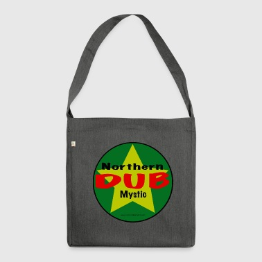 Northern Dub Mystic Logo - Schultertasche aus Recycling-Material