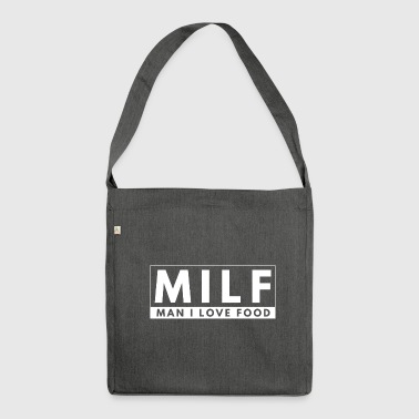 MILF - Shoulder Bag made from recycled material