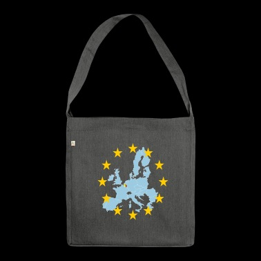 EU Belgium (EU Belgium) - Shoulder Bag made from recycled material