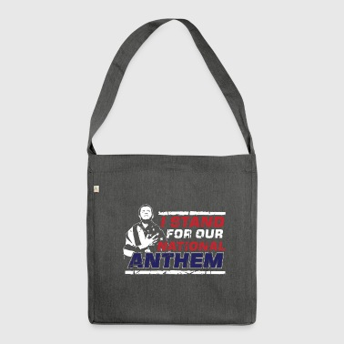 USA Patriot! Patriots. - Shoulder Bag made from recycled material