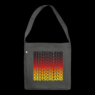 Germany! Germany! Germany! - Shoulder Bag made from recycled material
