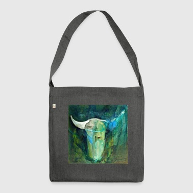 Bull Series - Shoulder Bag made from recycled material